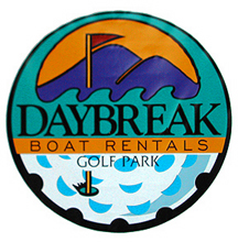 daybreak boat rentals and golf houseboat america 216x220
