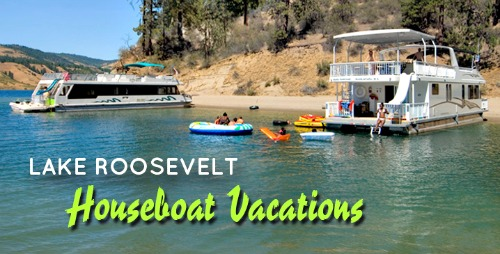 lake roosevelt houseboat vacations houseboat america 500x284